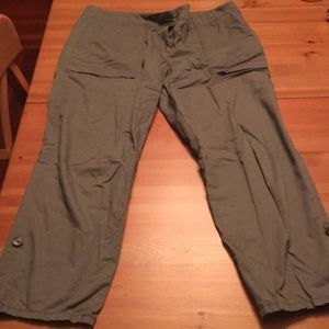Ann Taylor Olive green size 12 pants